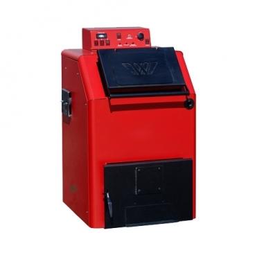 Комбинированный котел Wirbel EKO-EL 17/12 20 кВт одноконтурный