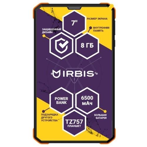 Планшет Irbis TZ757