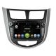 Автомагнитола ROXIMO CarDroid RD-2003D Hyundai Solaris (Android 8.0)