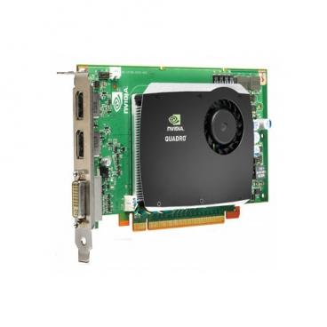 Видеокарта HP Quadro FX 580 450Mhz PCI-E 2.0 512Mb 1600Mhz 128 bit DVI