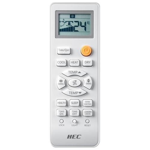 Настенная сплит-система HEC 09HTC03/R2