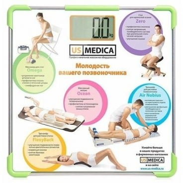 Весы US Medica Promo S1