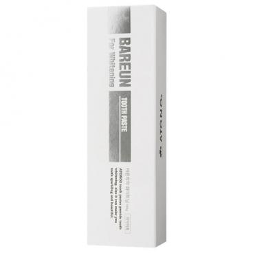 Зубная паста Atono2 Bareun for Whitening