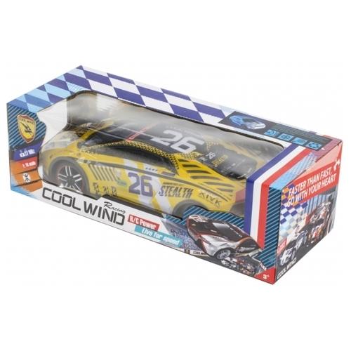 Легковой автомобиль Cool Wind 698-16/26/78 1:14 30 см