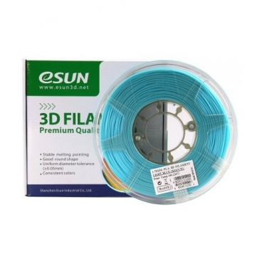 PLA пруток ESUN 1.75 мм голубой