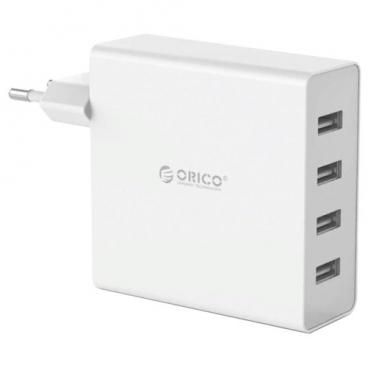 Сетевая зарядка ORICO DCW-4U