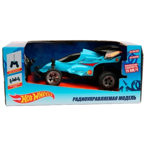 Багги 1 TOY Hot Wheels (Т10980) 1:20