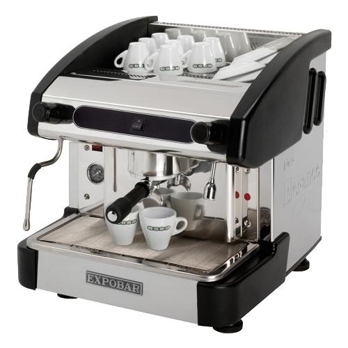 Кофеварка рожковая Expobar NEW ELEGANCE MINI PULSER 1GR