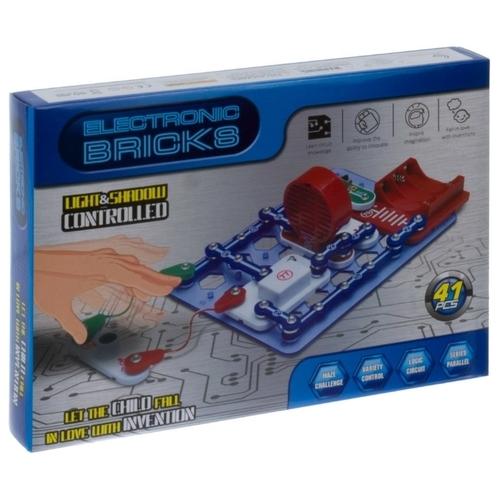 Электронный конструктор Ningbo Union Vision Electronic Bricks YJ188170438 Радио, свет, НЛО