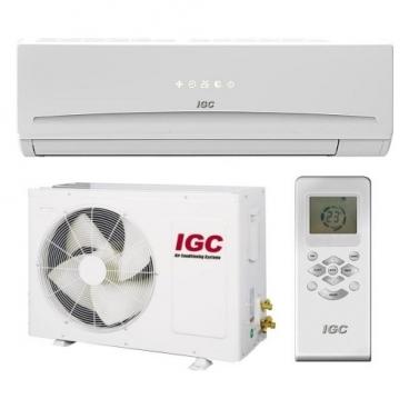 Настенная сплит-система IGC RAS-09NHG / RAC-09NHG