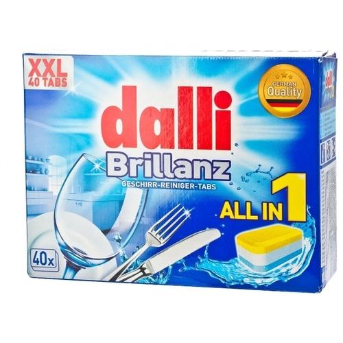 Dalli All in 1 таблетки для посудомоечной машины