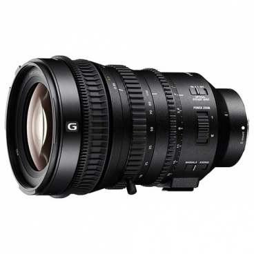 Объектив Sony 18–110mm f/4G OSS (SELP18110G)