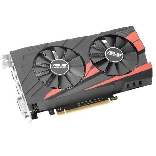 Видеокарта ASUS GeForce GTX 1050 Ti 1341MHz PCI-E 3.0 4096MB 7008MHz 128 bit DVI HDMI HDCP Expedition OC
