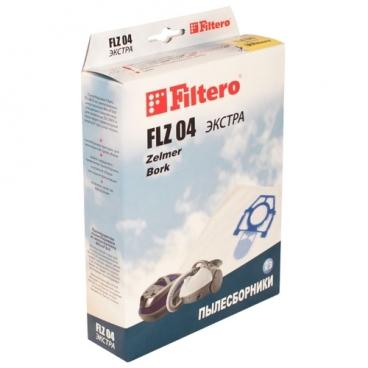 Filtero Мешки-пылесборники FLZ 04 Экстра