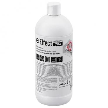 Очиститель для нержавеющей стали Intensive 704 Effect
