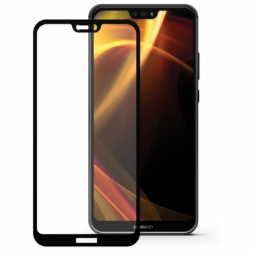 Защитное стекло Mobius 3D Full Cover Premium Tempered Glass для Huawei P20 Lite