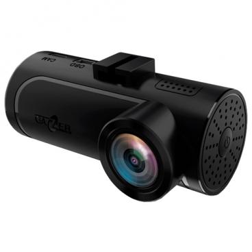 Видеорегистратор GAZER F730, 2 камеры, GPS