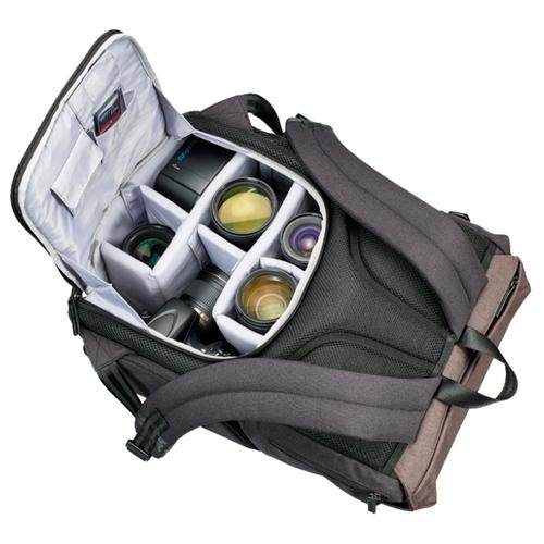 Рюкзак для фото-, видеокамеры Cullmann BRISTOL DayPack 600+