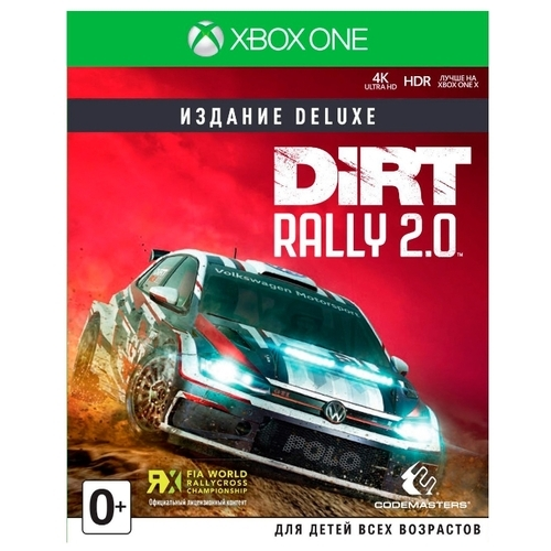 Dirt Rally 2.0 издание Deluxe