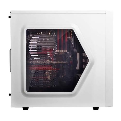 Компьютерный корпус Deepcool Tesseract SW White
