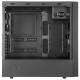 Компьютерный корпус Cooler Master MasterBox NR600 (MCB-NR600-KG5N-S00) w/o PSU Black