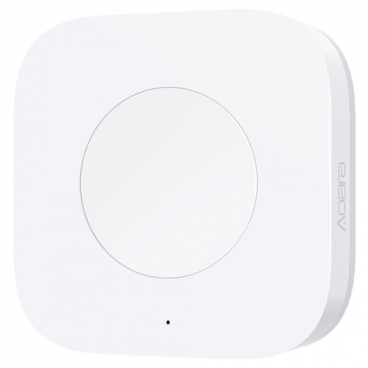 Кнопочный выключатель (кнопка) Aqara WXKG12LM, белый