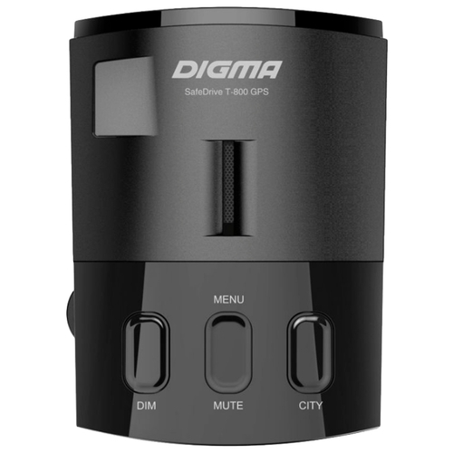 Радар-детектор Digma SafeDrive T-800 GPS