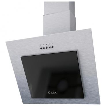 Каминная вытяжка LEX Mini 600 inox