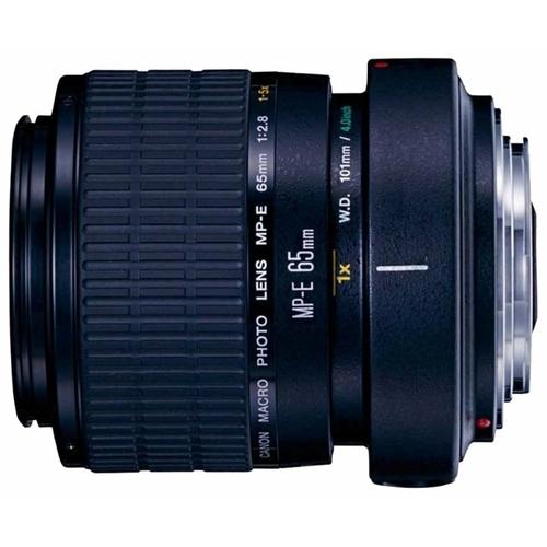Объектив Canon MP-E 65mm f/2.8 1-5x Macro Photo