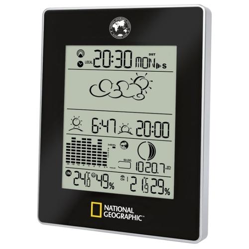 Метеостанция BRESSER National Geographic Weather Center (60033)
