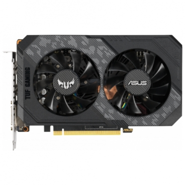 Видеокарта ASUS GeForce GTX 1660 1500MHz PCI-E 3.0 6144MB 8002MHz 192 bit DVI HDMI DisplayPort HDCP TUF Gaming