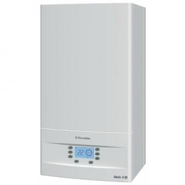 Газовый котел Electrolux GCB Basic Space Duo 24Fi 24 кВт двухконтурный