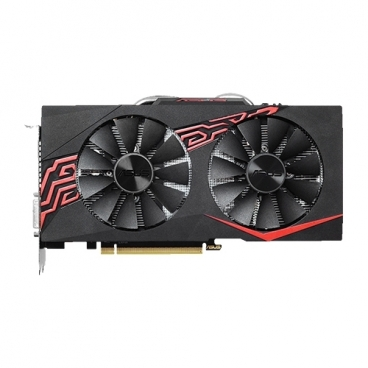 Видеокарта ASUS GeForce GTX 1070 1582Mhz PCI-E 3.0 8192Mb 8008Mhz 256 bit DVI 2xHDMI HDCP Expedition OC