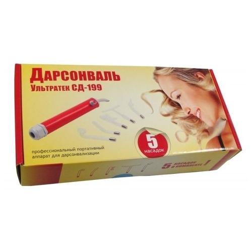 Евромедсервис Дарсонваль Ультратек СД-199 красный