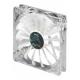 Система охлаждения для корпуса AeroCool Shark Fan White Edition 14cm
