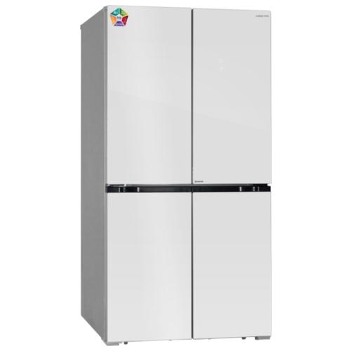 Холодильник HIBERG RFQ-550DX NFGW