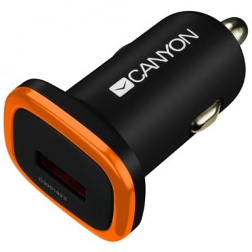 Автомобильная зарядка Canyon CNE-CCA01