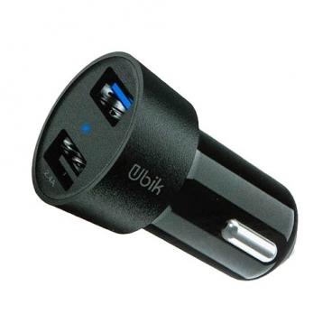Автомобильная зарядка Ubik UCP23