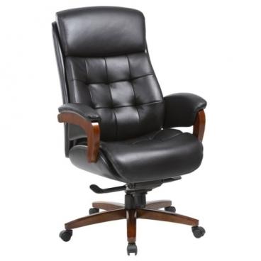 Компьютерное кресло Бюрократ _MEGA для руководителя