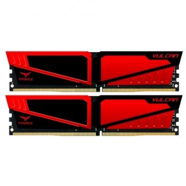 Оперативная память 8 ГБ 2 шт. Team Group TLRED416G2400HC14DC01