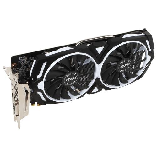 Видеокарта MSI GeForce GTX 1060 1544MHz PCI-E 3.0 3072MB 8008MHz 192 bit DVI 2xHDMI HDCP