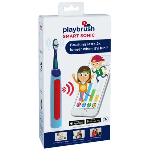 Электрическая зубная щетка Playbrush Smart Sonic