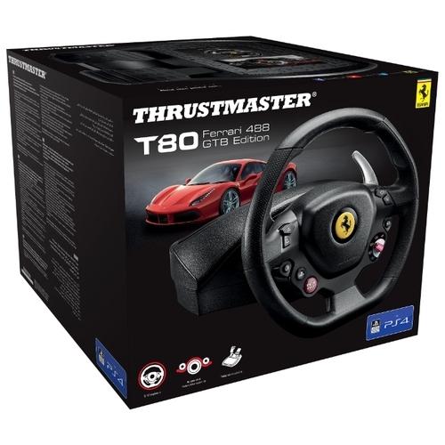 Руль Thrustmaster T80 Ferrari 488 GTB Edition
