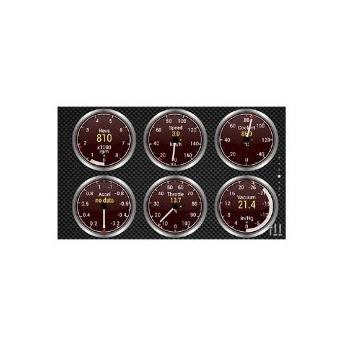 Автомагнитола CARMEDIA KDO-9506