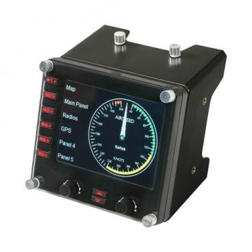 Панель Saitek Pro Flight Instrument Panel for PC
