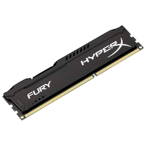 Оперативная память 4 ГБ 1 шт. HyperX HX313C9FB/4