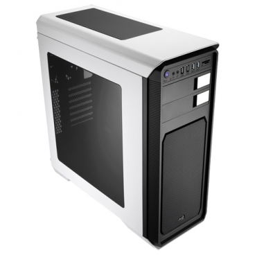 Компьютерный корпус AeroCool Aero-800 CR White Edition
