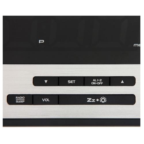 Радиобудильник Max CR-2907W