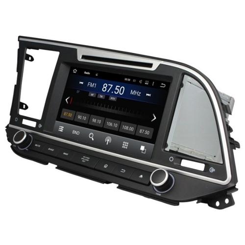 Автомагнитола CARMEDIA KD-8207