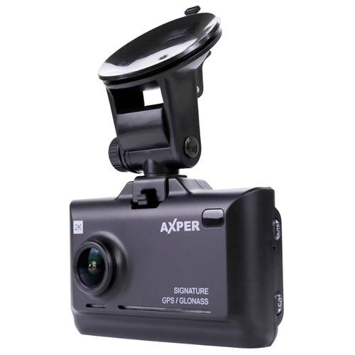 Видеорегистратор с радар-детектором AXPER Combo Hybrid 2CH Wi